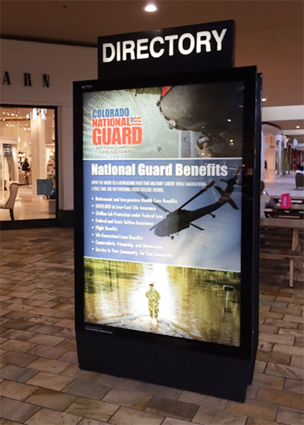National Guard Kiosk