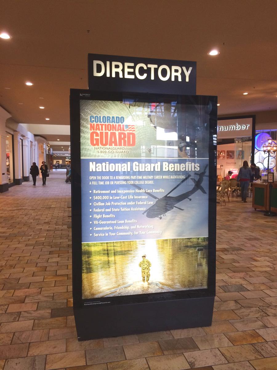 National Guard Kiosk