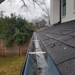 gutter cleaning in dfw
