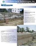 Case histories on helical pier construction projects