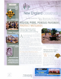 Article on Solid Earth Technologies, Inc. Installing Helical Piers for Wetland Boardwalk