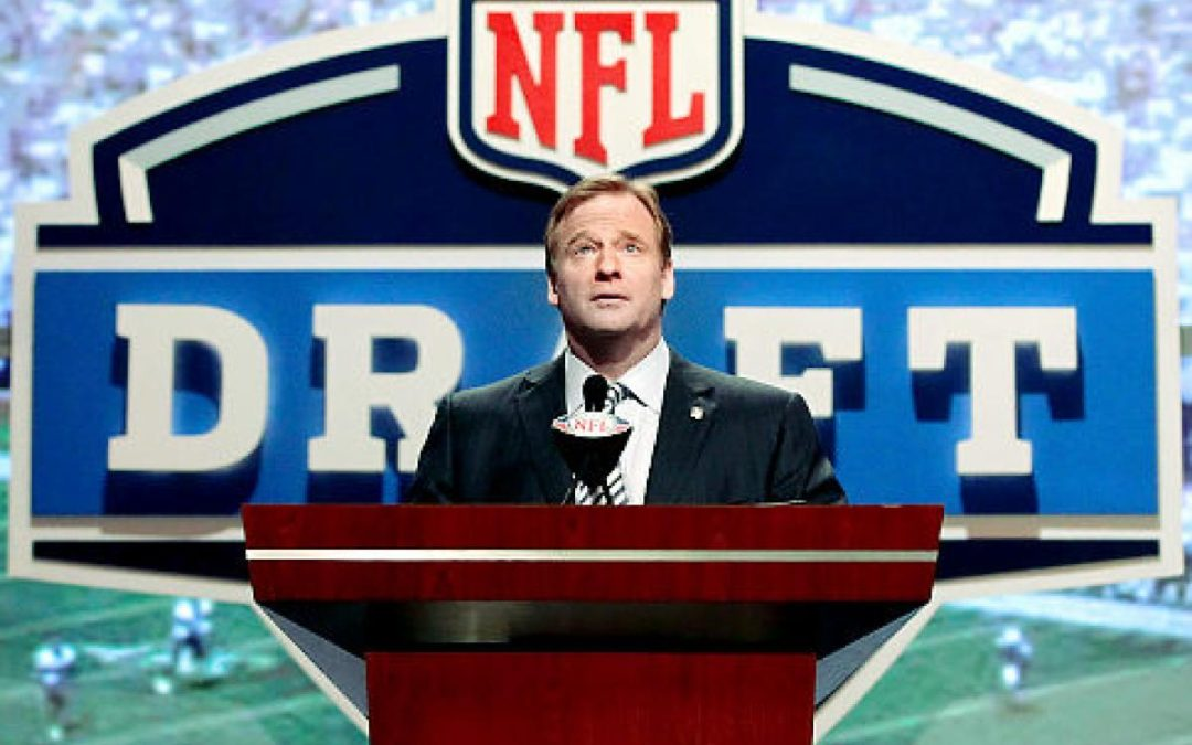 Now That the NFL Draft is Over, What Did It Teach You About Selling?