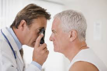 Have You Heard the One About the Sales VP Who Went In for an Eye Exam?