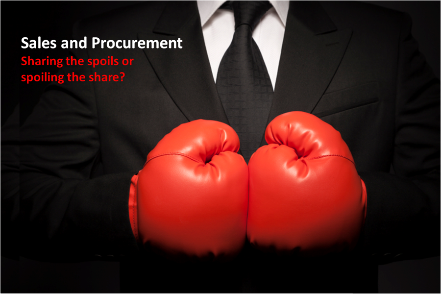 Partnering with Procurement: Five Steps to Building Buy-Sell Collaboration