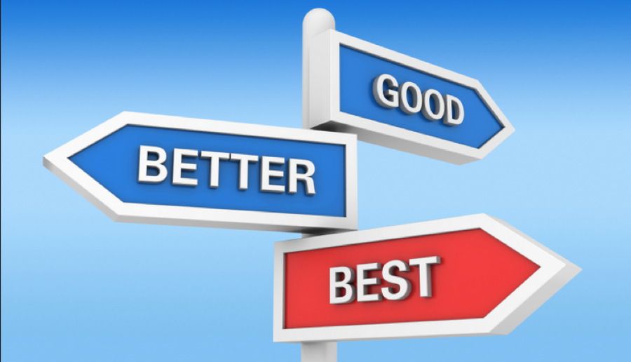 Crafting Good, Better, Best Value Statements