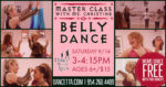Master Class – Belly Dancing with Ms. Christine