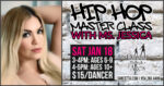 Hip Hop Master Class with Ms. Jessica