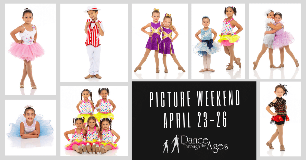 "Picture Weekend is April 23-26, ""Under The Big Top"""