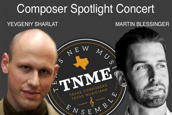 Spring Composer Spotlight Tickets on Sale!