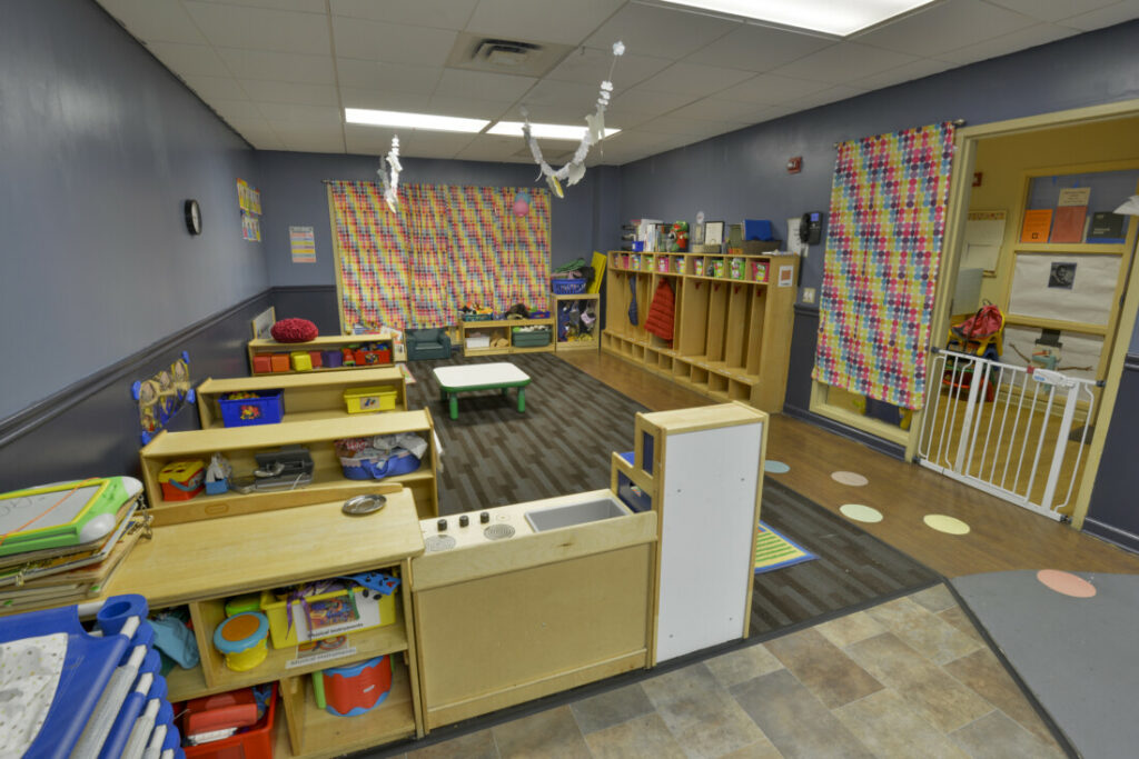 Providence Connections Young Toddler Room