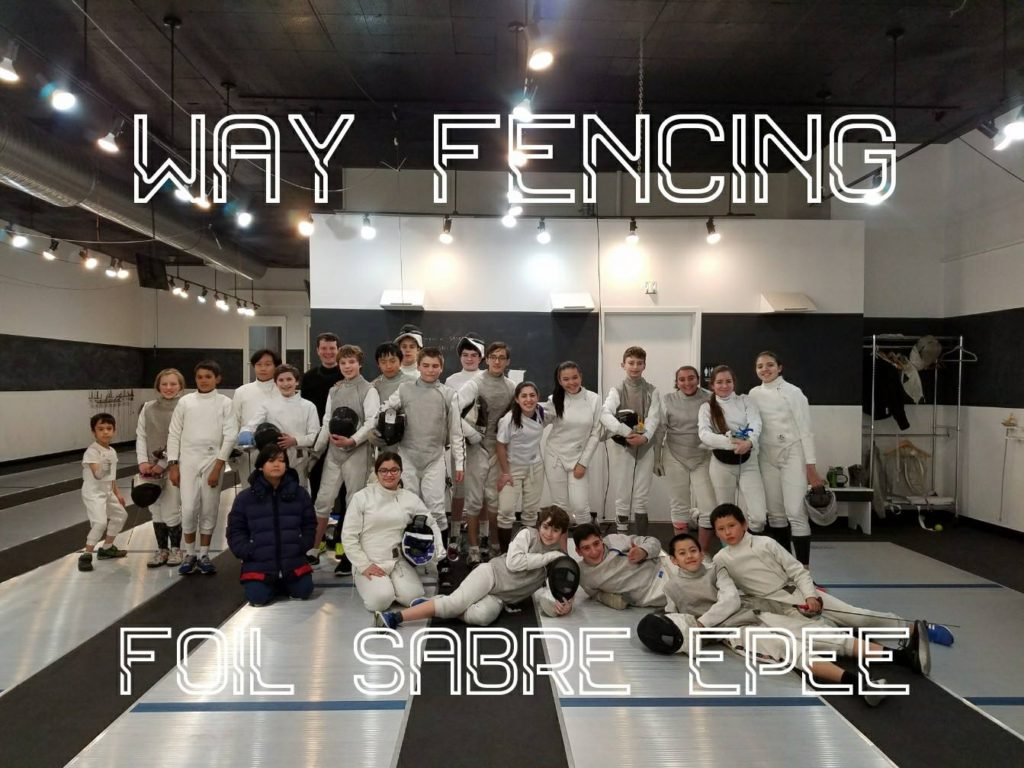 Fencing foil, sabre and epee