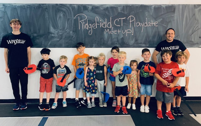 Ridgefield playdate group