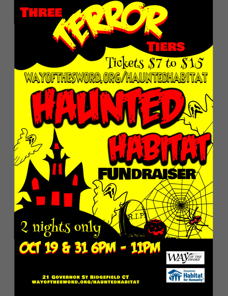 Haunted House Fundraiser