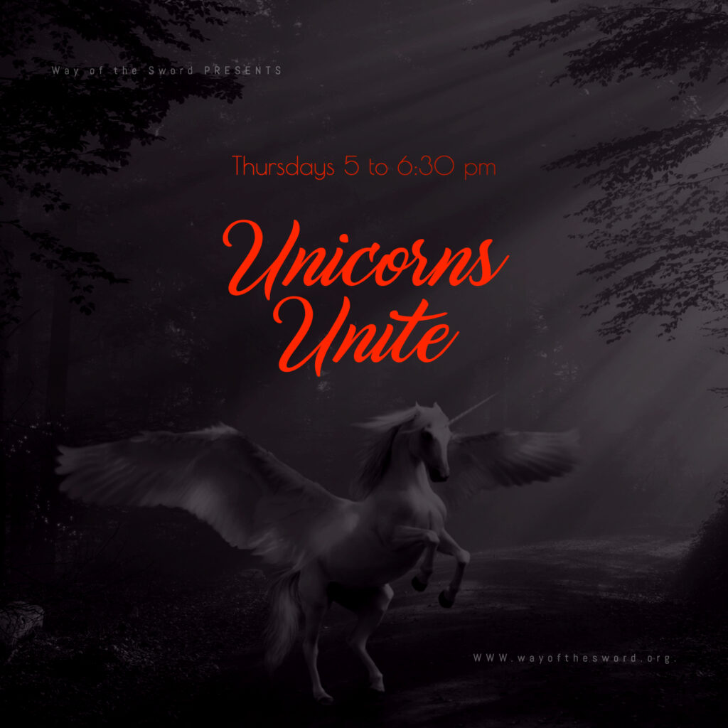 Copy of White Unicorn Mixtape Cover Template - Made with PosterMyWall