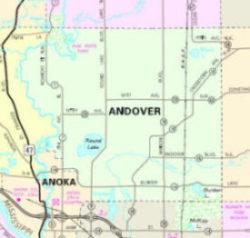 Andover Service Area