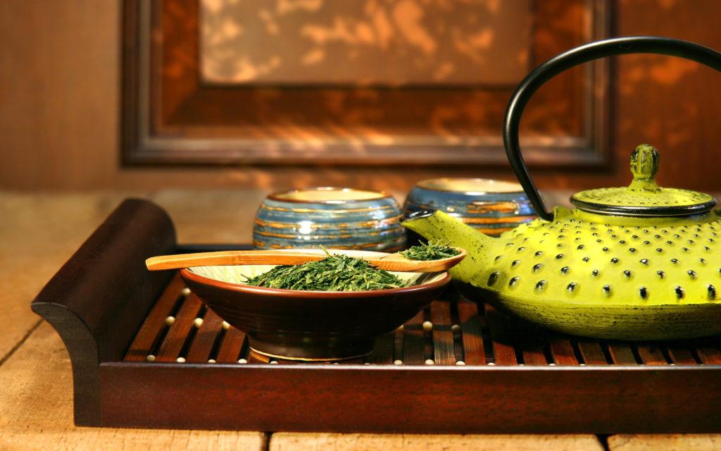PU'ER TEA 普洱茶餅