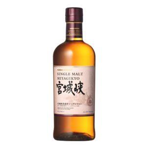 MIYAGIKYO NAS WHISKY 宮城峽 日本威士忌