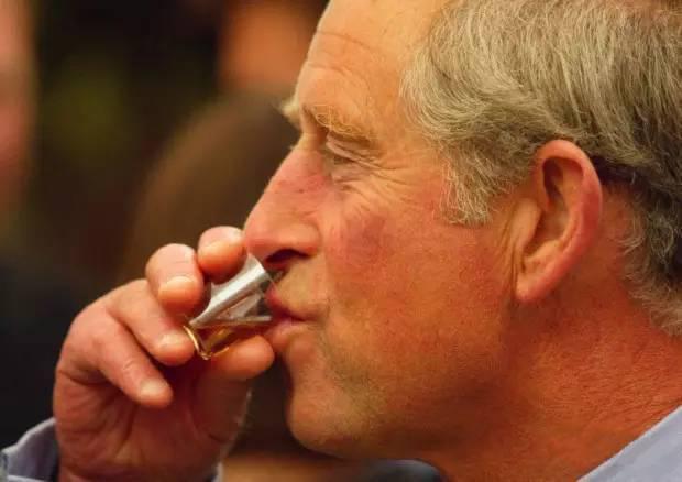 風流倜儻威爾斯親王查爾斯王子