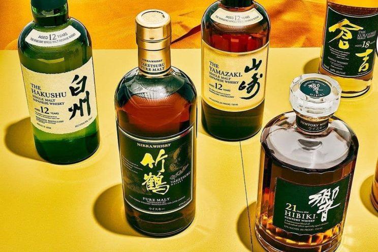 1分鐘教識你熱門日本威士忌