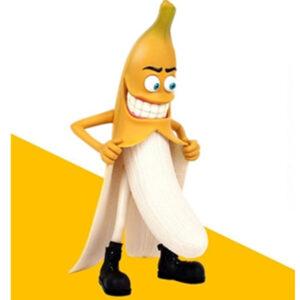 邪惡香蕉 Banana sir
