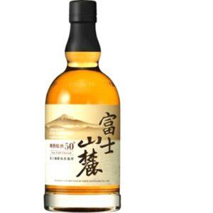 Kirin 麒麟 富士山麓 樽熟原酒50° 黑頭