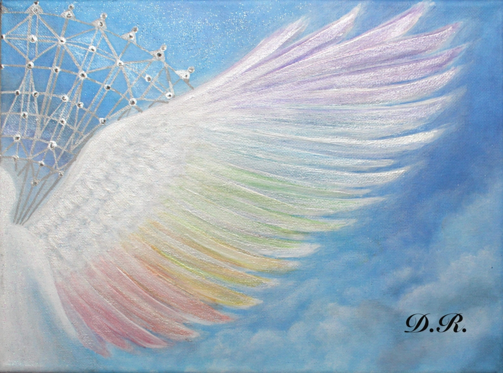 Angel of the Rainbow