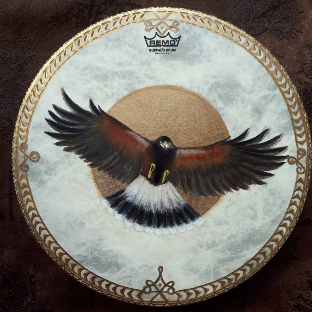 Hawk Drum