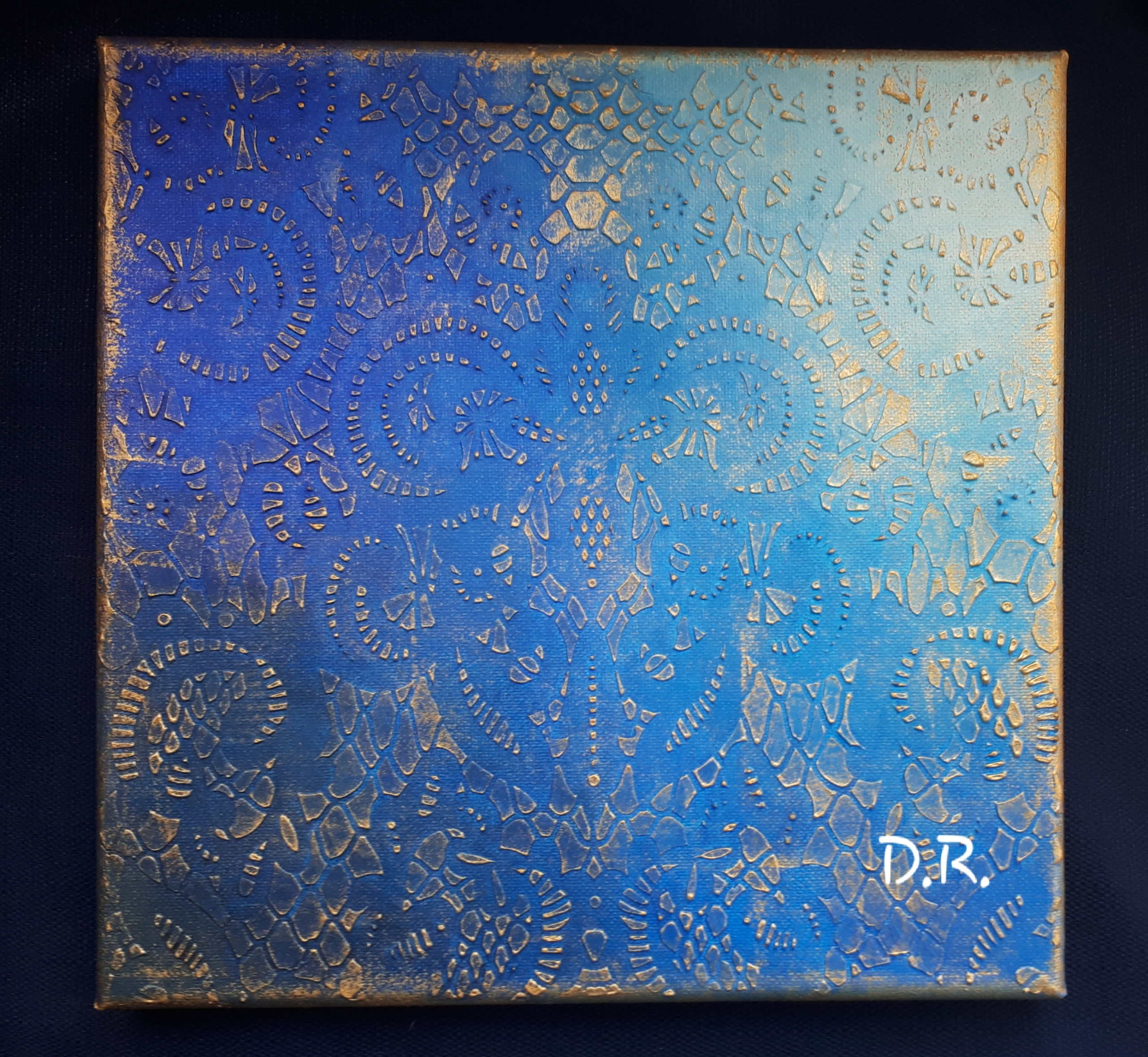 BLUE (Chakra Series)