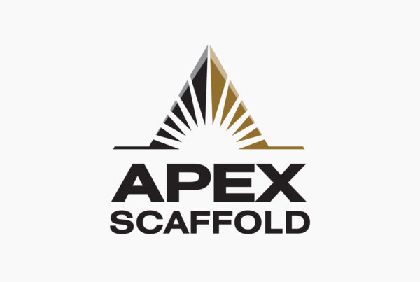 Apex Scaffold Logo by HCD