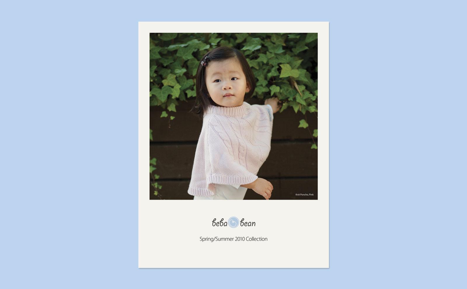 Beba Bean Catalogue Cover