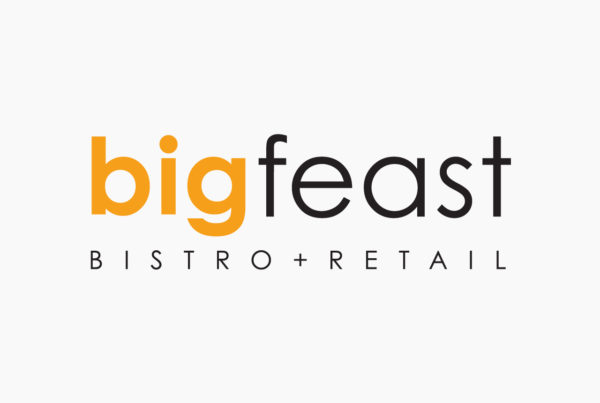 Big Feast Logo by HCD