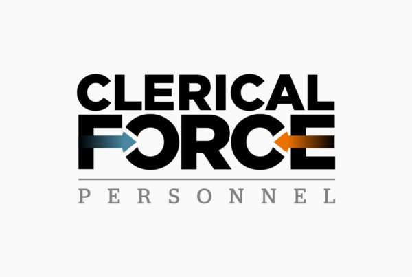 Clerical Force Personnel Logo by HCD