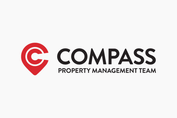 Compass Property Management Logo by HCD