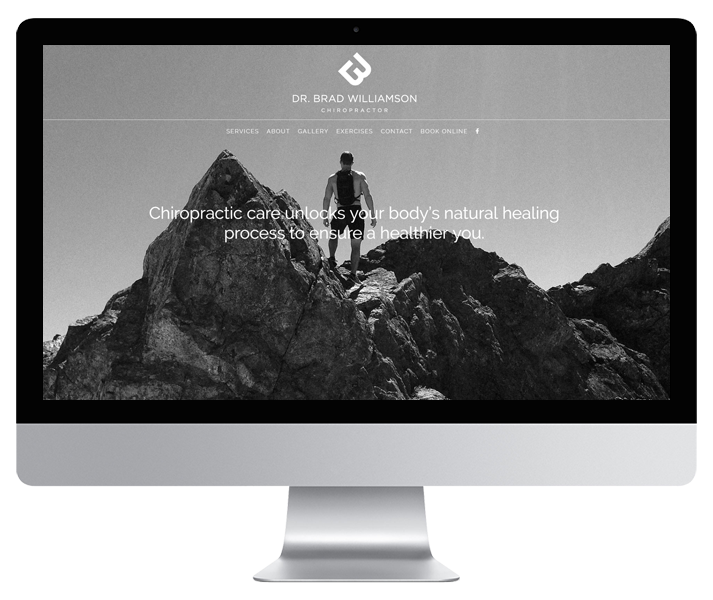 Dr Williamson Website by HCD