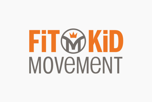 Fit Kid Movement Logo by HCD