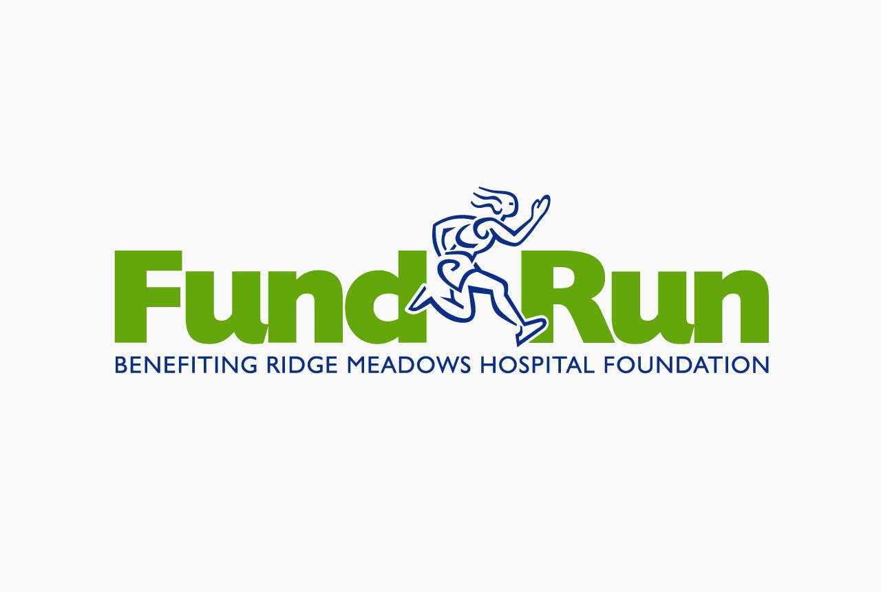 Fund Run Logo by HCD
