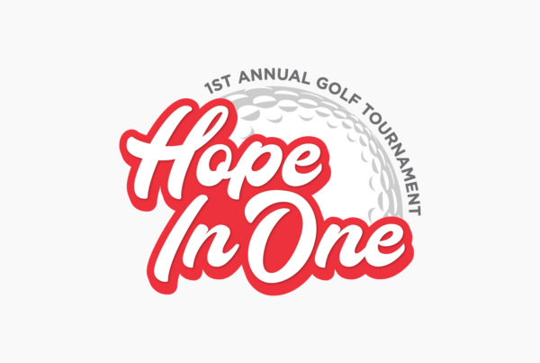 Hope In One Logo by HCD