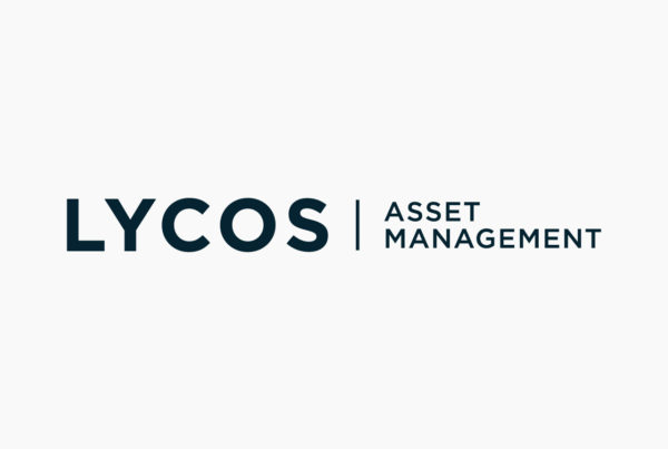 Lycos Asset Management Logo by HCD
