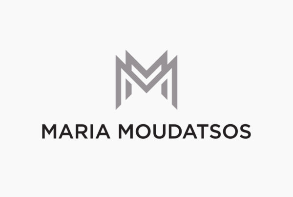 Maria Moudatsos Logo by HCD