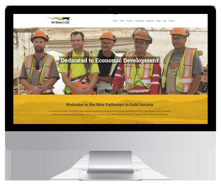 NPTGS Website by HCD