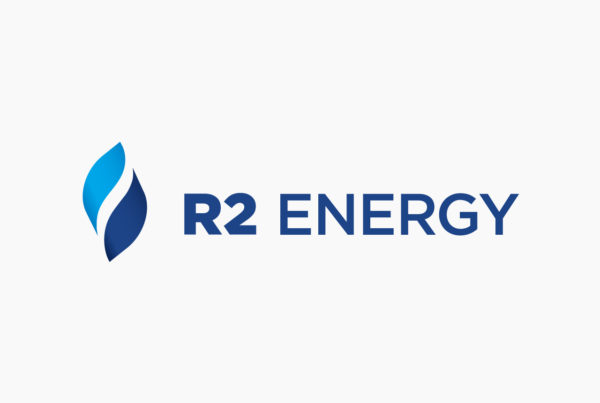 R2 Energy Logo by HCD
