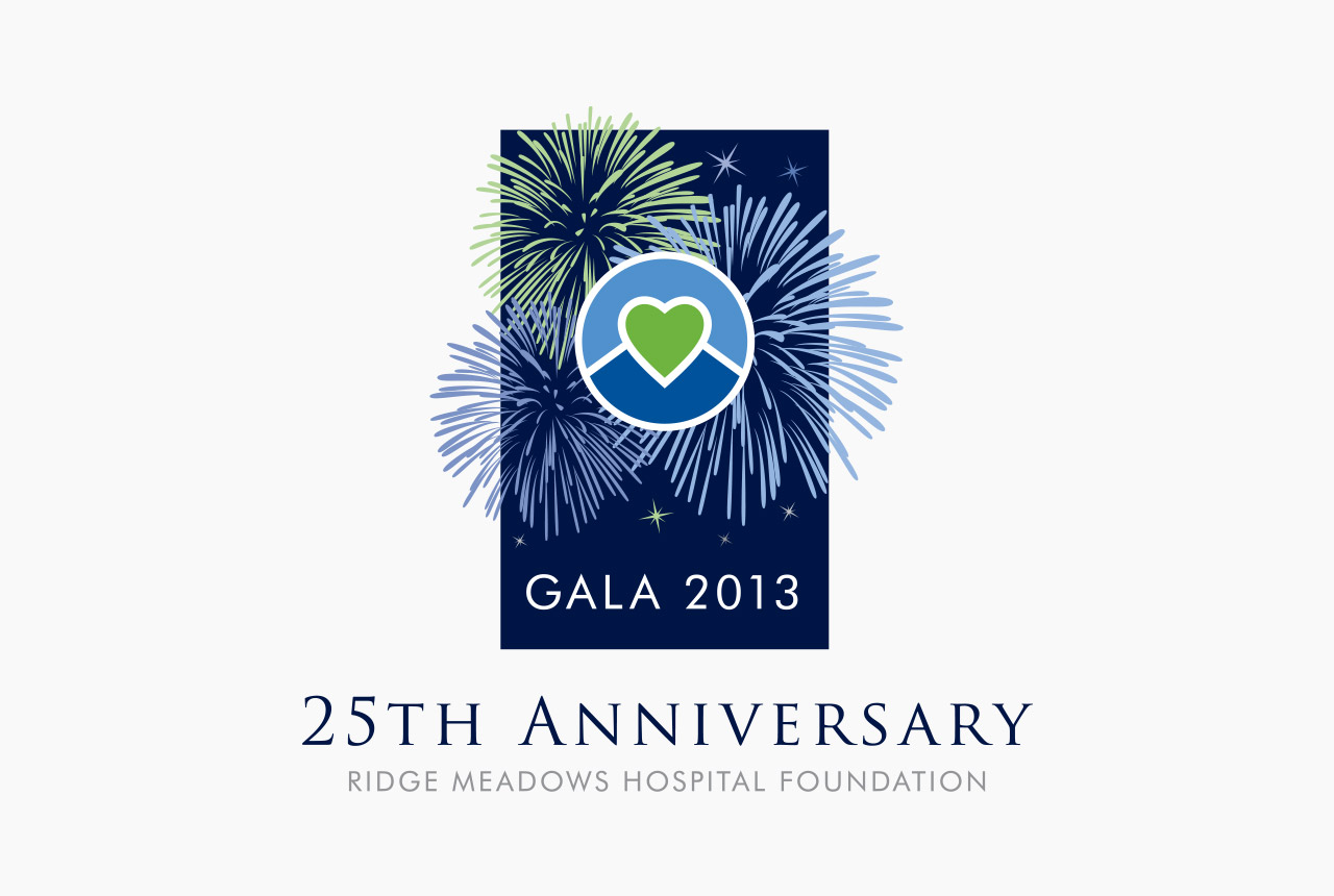 RMHF Gala 2013 Logo by HCD