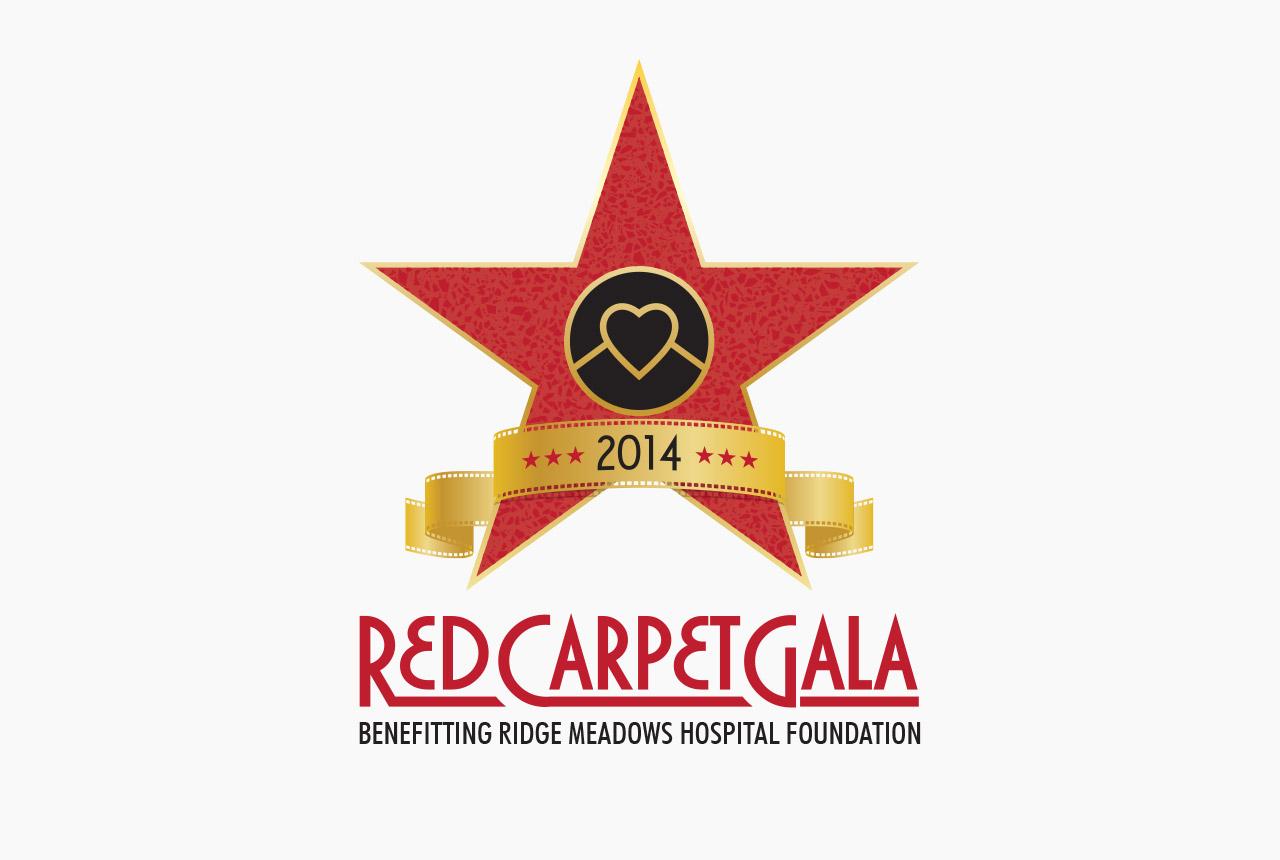 RMHF Gala 2014 Logo by HCD