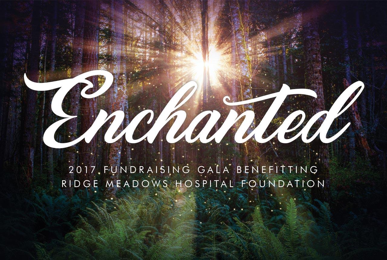 Enchanted Gala Identity by HCD