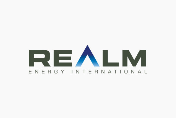 Realm Energy Logo by HCD