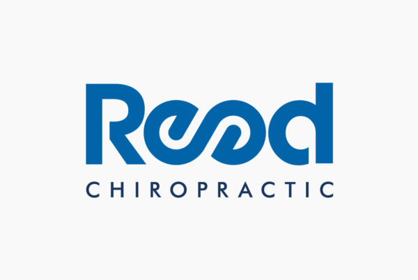 Reed Chiropractic Logo by HCD