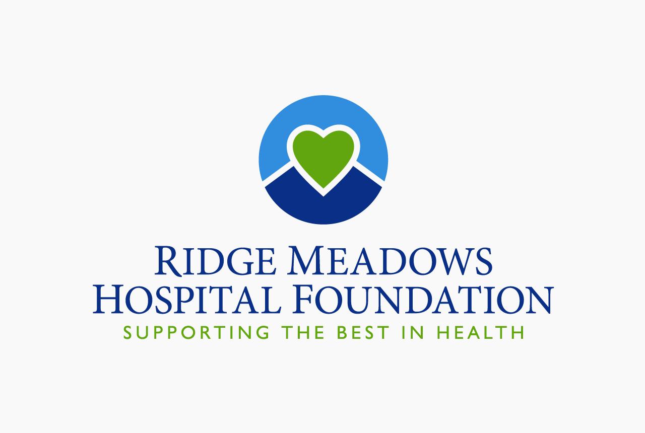 Ridge Meadows Hospital Foundation Logo by HCD