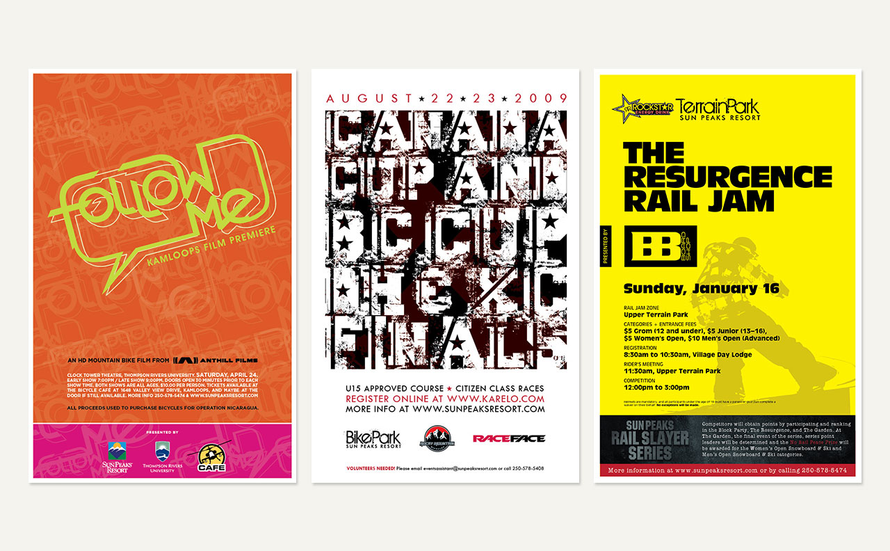 SPRC Posters by HCD
