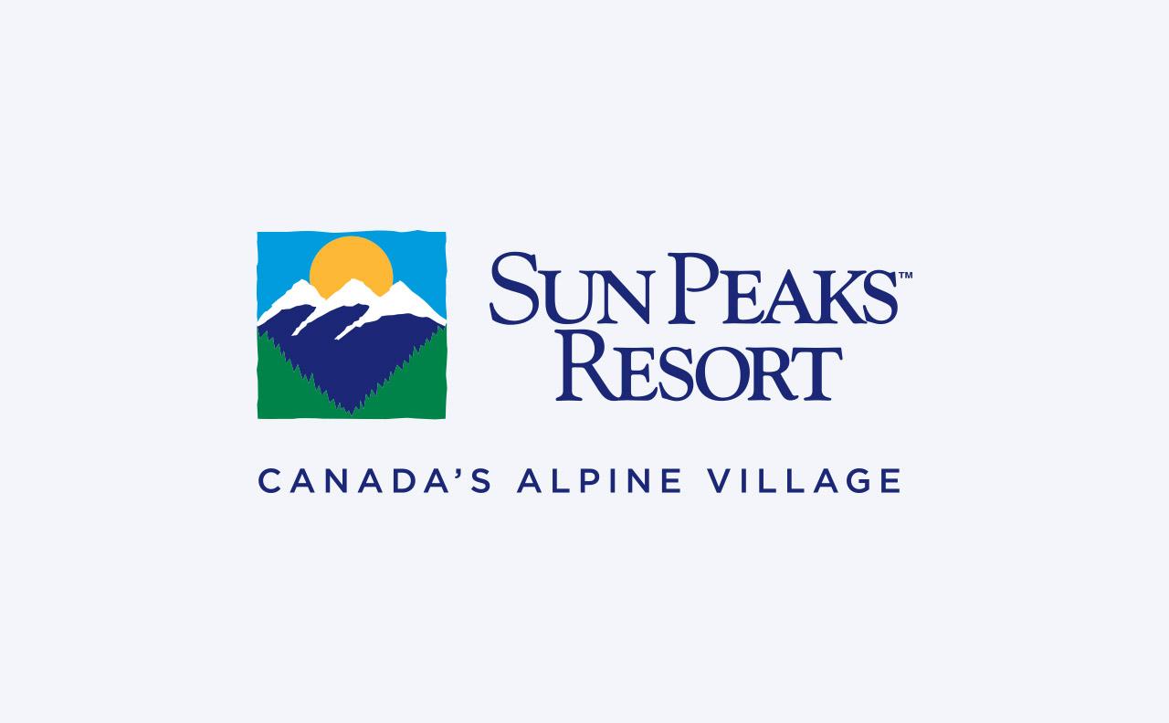 Sun Peaks Resort Logo Revision by HCD