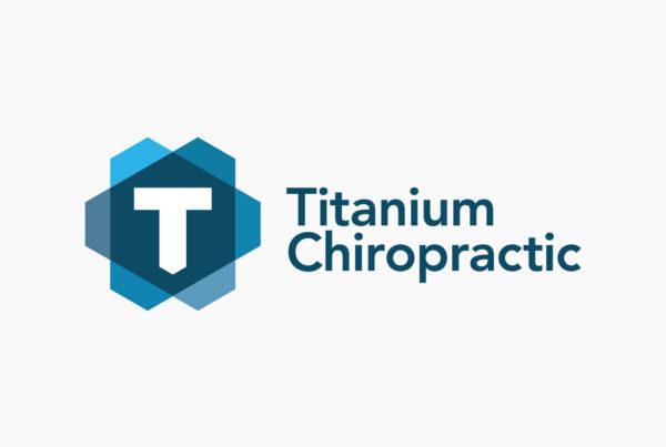 Titanium Chiropractic Logo by HCD